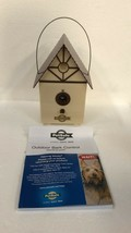 PetSafe Outdoor Ultrasonic Bark Control Birdhouse PBC00-11216 Stop Dog B... - $28.05