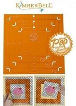 Orange Pop Ruler Rectangle Set KimberBell Designs - $64.30