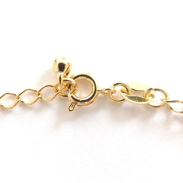 GOLD PLATED HIGH QUALITY NICKLE FREE CHARM BRACELET FISH GOLDFISH ADJUSTABLE