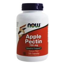 NOW Foods Apple Pectin 700 mg., 120 Capsules - $13.95