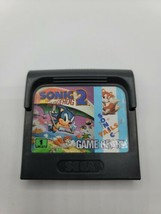 Sonic the Hedgehog 2 - Sega Game Gear - Cartridge Only Tested - $8.54