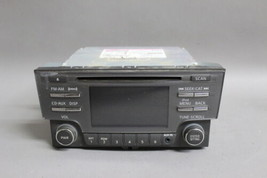 2013 2014 NISSAN SENTRA AM/FM RADIO CD PLAYER  281853RA2B OEM - $65.26