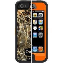 Otterbox Defender IPhone 6 6s  6+ 6 plus Realtree Camo Orange Green Blac... - $34.99
