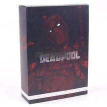 """Marvel Comics X Men Legends Deadpool PVC Action Figure Collectible Model Toy 10"""" image 6"""