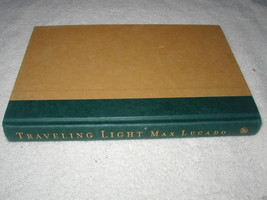 Vtg Book Traveling Light by Max Lucado learn to release burden (Stress) - $10.00