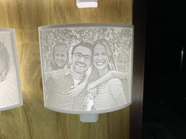 Custom Lithophane Nightlight - $22.95