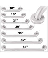 "48"" Grab Bar Stainless Steel Bath Bathroom Safety Handicap Hand Wall Rail - $66.28"