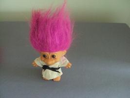 """Russ Troll Karate Doll 4"""" - $9.99"""