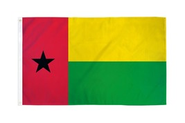 "GUINEA-BISSAU 3X5' FLAG NEW 36X60"" BIG INTERNATIONAL - $9.85"