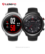 LEMFO LEF2 Android 5.1 Smart Watch Phone Two Modes MTK6580 Quad Core 512... - $78.00