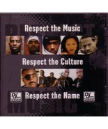 Respect The Music, Respect The Culture, Respect The Name Verschiedene CD - $2.08