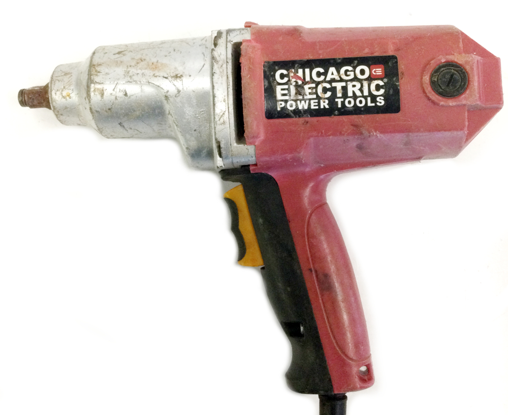 Chicago electric Corded Hand Tools 6809x - $19.00