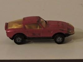 Lot of 5 Corgi Juniors Sports Cars 1970-73 - $7.92