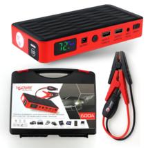 HALF Minute Power 600A Peak 12V Portable Car Ba... - $94.53