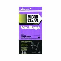 "micro-clean  Vacuum Bags ""u"" - $5.59"