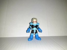 Imaginext DC Super Friends MR FREEZE figure black & blue from Gotham Cit... - $9.74