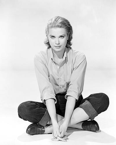Grace kelly poster sitting