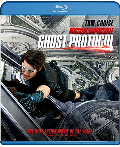 Mission: Impossible - Ghost Protocol [Blu-ray+DVD]