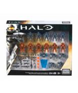 Mega Bloks Halo Armour Building Set 16pc UNSC Promethean Spartans Action... - $127.45