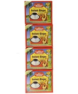 Caribbean Dreams Instant Ginger Tea, Pre-Sweetened, 10 Sachets (4 Pack) - $29.69
