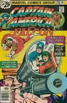 Captain America #198 F/VF 1976 Marvel Madbomb, Part 6; - $7.69