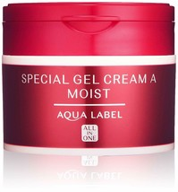 Shiseido AQUALABEL Special Gel Face Cream Moist Rich Collagen All-in-One 90g - $22.17