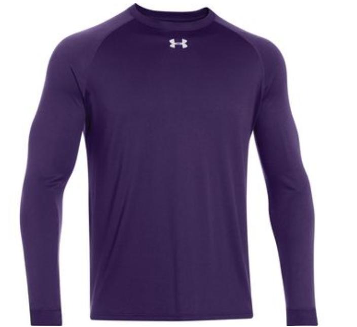 Under Armour Men's Locker T Long Sleeve Shirt Heat Gear