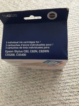 Epson Tri-color Ink Cartridges Exp 11/2017 Free Shipping - $11.59