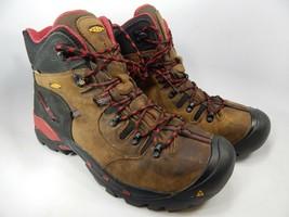 "Keen Pittsburgh 6"" Size 14 M (D) EU 47.5 Men's WP Steel Toe Work Boots 1007024"