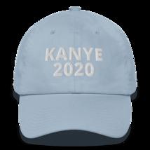 kanye 2020 hat / kanye 2020 Dad hat image 5
