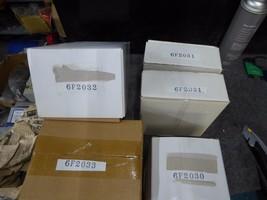 OEM CAT Bearing Set 5F444, 6F2030, 6F2031, 6F2032, 6F2033 image 1