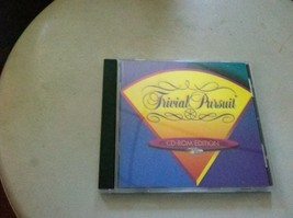 Trivial Pursuit CD-ROM Edition (1996) For Windows - $10.00