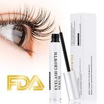 Eyelash Booster Eyelash Growth Serum Eyebrow Enhancer Serum Professional... - $16.23