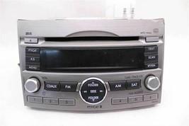 RADIO Subaru Legacy 2010 10 2011 11 2012 12  AM FM CD 86201AJ64A 1006545 - $74.24