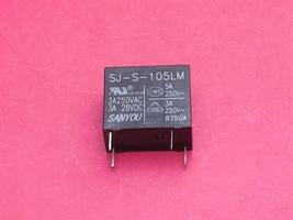 SJ-S-105LM,  5VDC Relay, SANYOU Brand New!! - $5.82