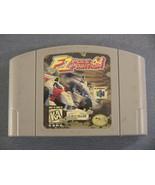 F1 Pole Position 64 (Nintendo 64 N64, 1995) - $3.77