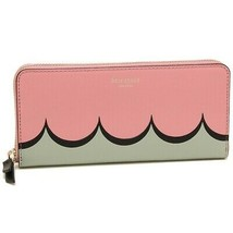 KATE SPADE SLIM CONTINENTAL LEATHER WALLET NWT$178 - $93.50