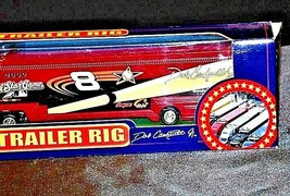 NASCAR  Dale Earnhardt Jr. #8 2002 Tractor Trailer Rig AA19-NC8009 image 2