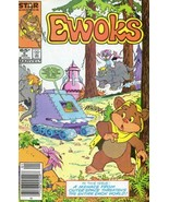 EWOKS #5 (Marvel-Star/1986)*Star Wars/FINE++ - $9.46