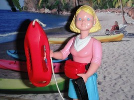 Life Gaurd Life Preserver Fanny Pack fits Fisher Price Loving  Family Do... - $5.93