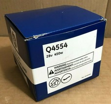 GE Glass Beam Lamp Q4554 - 28V, 450W,  PAR46 Sealed * - $14.01
