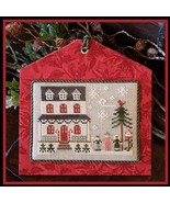 Grandma's House #14 Hometown Holidays cross sti... - $5.40