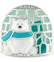 Bath & Body Works Polar Bear Igloo Scentportable Car Air Freshener Visor... - $8.71