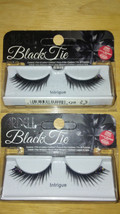 2 PAIR ARDELL BLACK TIE FALSE LASHES INTRIGUE - $3.99