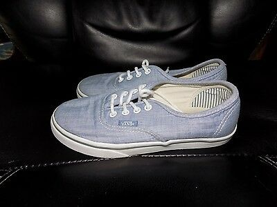 Vans Blue Color Casual Shoes Size 1.5  Girl's