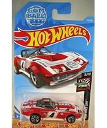 2019 Hot Wheels #173 HW Race Day 8/10 '69 CORVETTE RACER Red Gumball 300... - €6,14 EUR