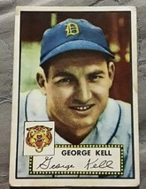 1952 Topps George Kell #246 - $30.00