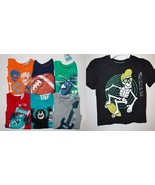 Circo Toddler Boys T-Shirt  Bear, Guitar, Race Car, Skulls, Football, He... - $5.99