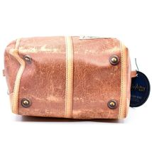 Harry Potter Hogwarts Theme Zippered Toiletry Makeup Accessory Bag image 5