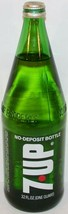 Vintage soda pop bottle 7 UP Historical Events 1976 full with contents 3... - $8.99